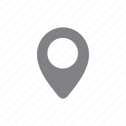 direction, gps, map, pin icon