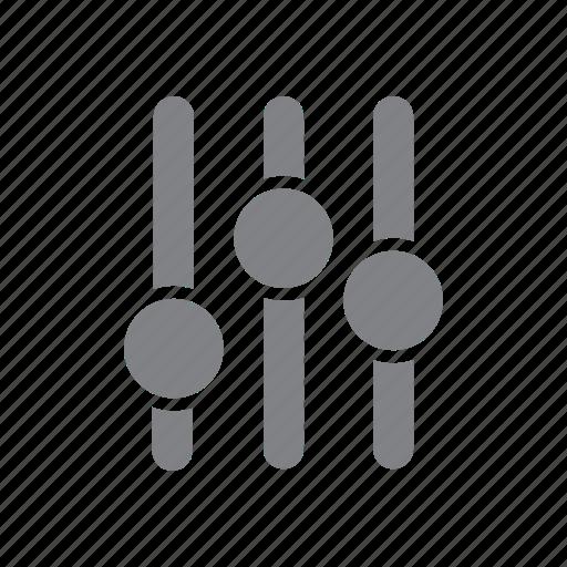 menu, preferences, settings, tools icon