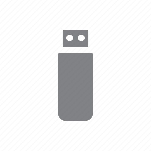 data, drive, stick, storage, usb icon