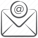 electronic mail, electronic message, email, email communication, mail, webmail, written correspondence