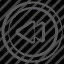 arrow, arrow symbol, back arrow, left arrow, reverse arrow icon