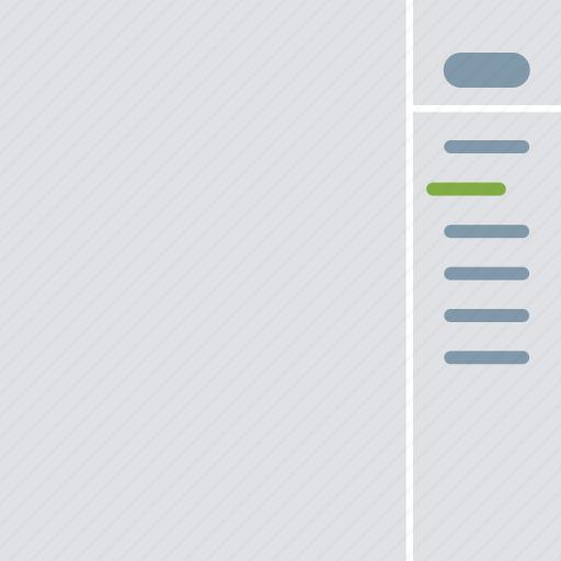 design, interface, layout, menu right, ui, user interface icon