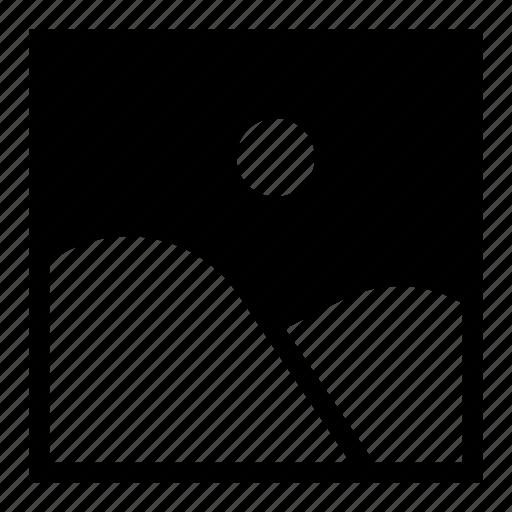 glyph, image, picture, ui, ux icon
