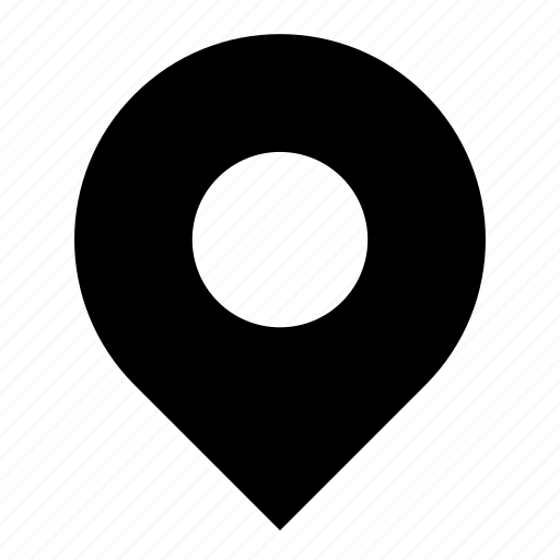 glyph, gps, here, location, ui, ux icon