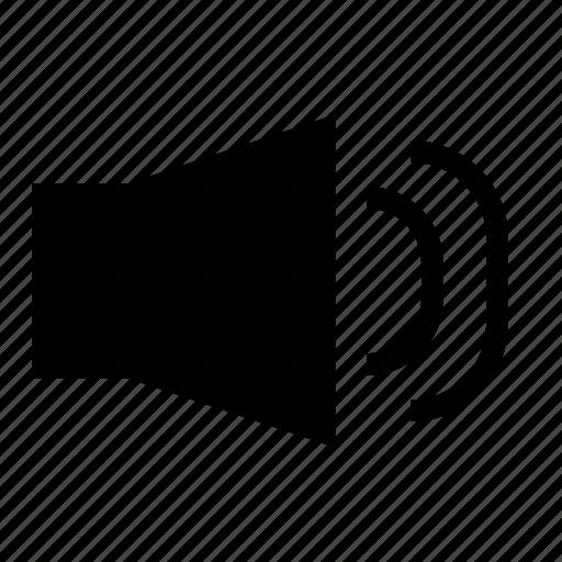 glyph, sound, sound on, ui, ux, volume, volume on icon