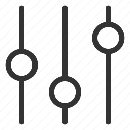 parameters, params, preferences, set, setting, settings icon