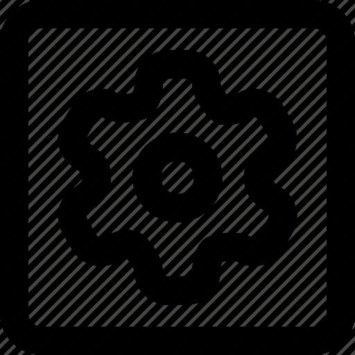 app, configuration, options, setting, toolbar, ui icon