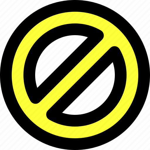 banned, essentials, prohibited, restricted, ui, unwanted, user interface icon