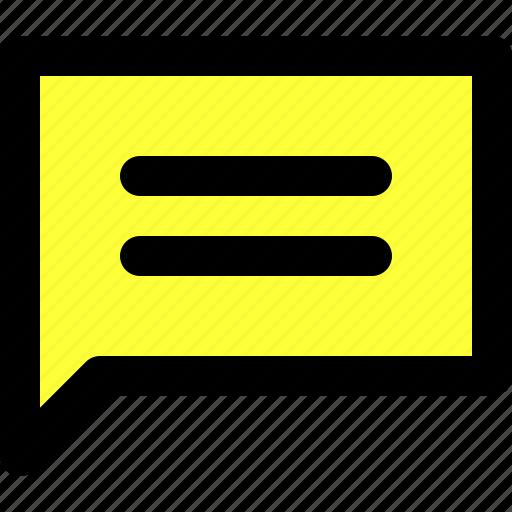 communication, connection, message, speech bubble, talk, ui, user interface icon