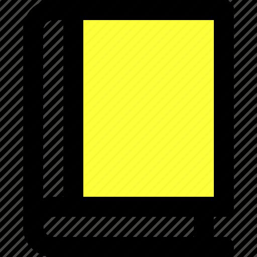 book, catalog, essentials, library, literature, ui, user interface icon
