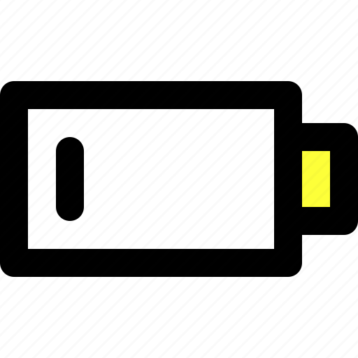 battery, empty, energy, power, recharge, ui, user interface icon