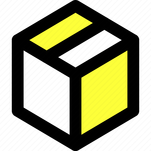 box, cardboard, essentials, package, packaging, ui, user interface icon