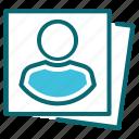 gallery, image, interface, photo, profil, user icon