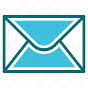 email, inbox, interface, message, user icon