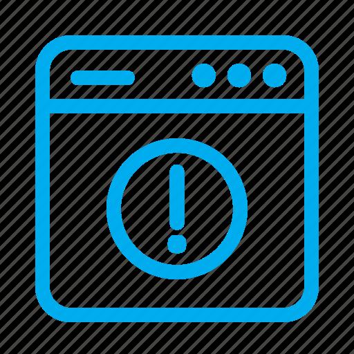 alert, cyan, interface, ui, user, user interface, warning icon