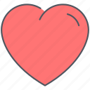 bookmark, favorite, heart, like, love, romantic, valentines icon