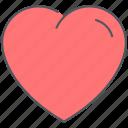 bookmark, favorite, heart, like, love, romantic, valentines icon