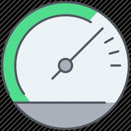 admin, analysis, dashboard, gauge, optimization, performance, speedometer icon
