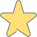 achievement, badge, bookmark, favorite, like, rating, star icon