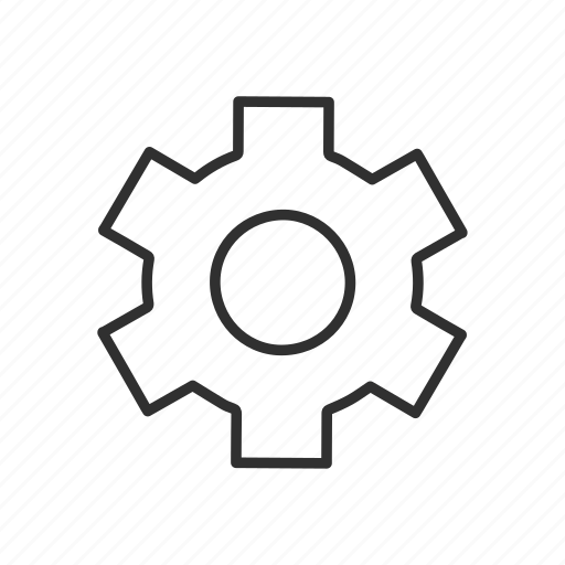 cog, gear, options, settings, tools icon