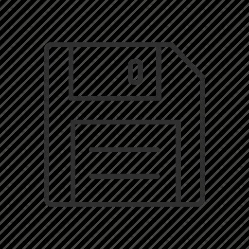 data storage, floppy disk, guardar, save, save data, save file, storage, store icon