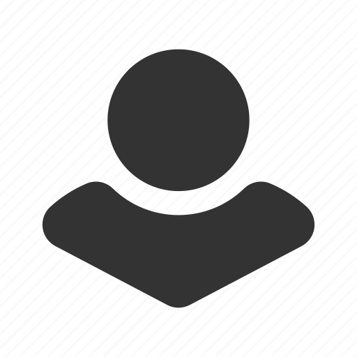 account, avatar, avatar glyph, man, people, person, person glyph, profile, profile glyph icon