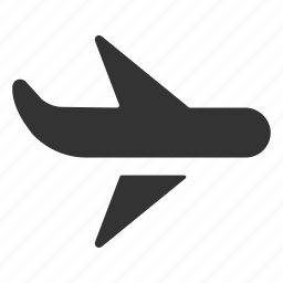 air, airplane, airplane mode, airplane mode glyph, airport, fly, flying, plane icon