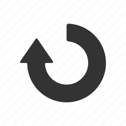 install, load, loading, loading glyph, refresh, refresh glyph, reinstall icon