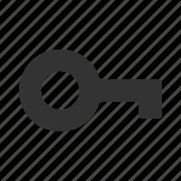 access, access glyph, key, key glyph, lock, open, unlock icon