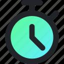 ui, stopwatch, timer, watch, clock, speed, stop