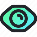 ui, visibility, eye, vision, optical, watch, pupil