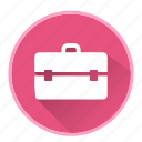 bag, business, portfolio, suitcase icon