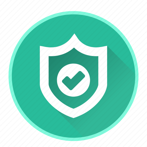 check, protection, safety, secure, security icon