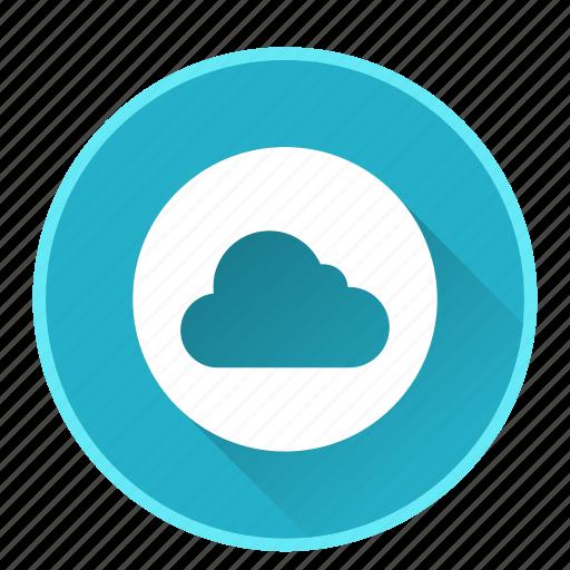 data, network, storage, weather icon