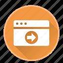 application, browser, configuration, developmentarrow