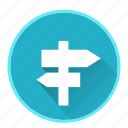 arrow, arrows, navigation, right icon