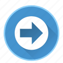 arrowdirectionnavigationright icon