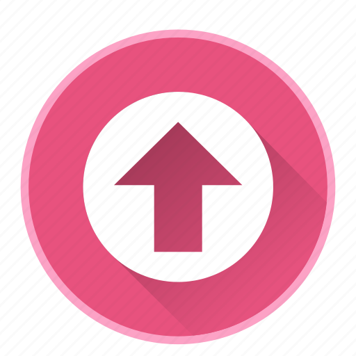 arrowdirectionnavigationupupload icon