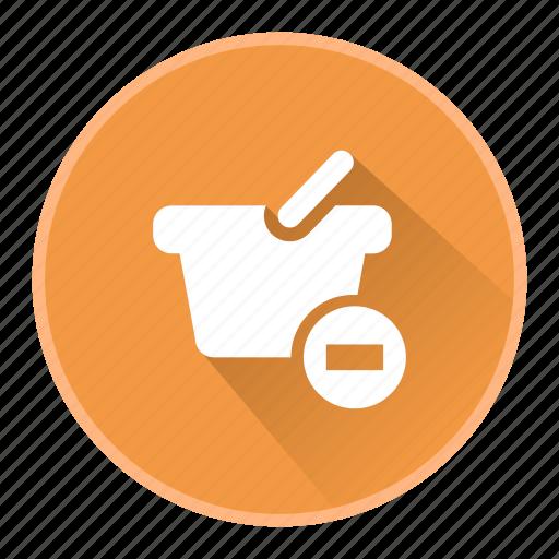 buy, cart, remove, shop, shopping icon