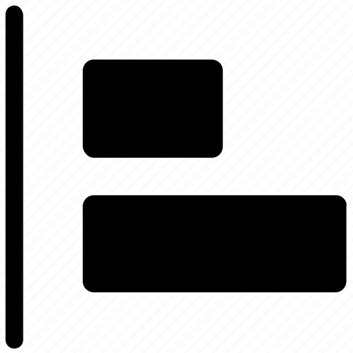 designing, layers, lines, rectangle tool, two rectangles icon