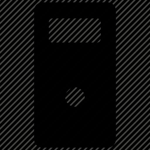 computer, cpu, desktop pc, pc, pc tower icon