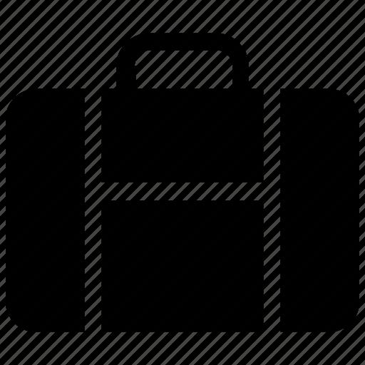 bag, luggage, suitcase, travel bag, traveling bag icon