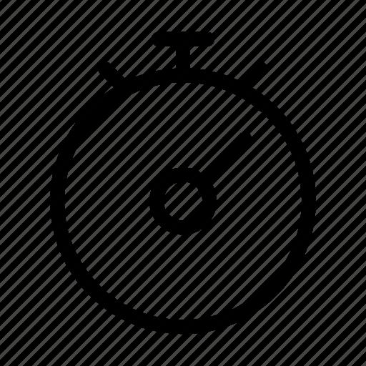 clock, deadline, stopwatch, time icon