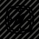 arrow, compass, direction, location, navigation, ui
