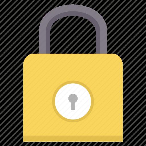 access, lock, locked, padlock, protect, safety, unlock icon