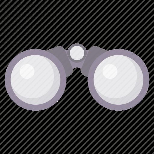 binocular, explore, find, magnifier, search, spyglass, telescope icon