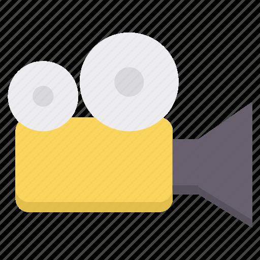 camera, film, movie, multimedia, photography, player, studio icon