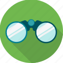 binocular, binoculars, glass, search, spyglass, telescope, view icon