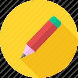 art, drawing, edit, pen, pencil, write, writing icon
