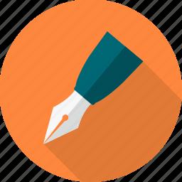 edit, note, pen, write, writing icon